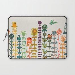 Happy garden Laptop Sleeve