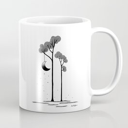 The moon trees Coffee Mug