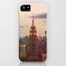 Skyline NYC iPhone (5, 5s) Slim Case