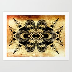 Ubiquitous Bird Collection5 Art Print