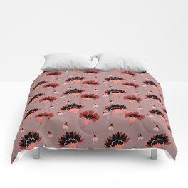 Coral Vintage Comforters