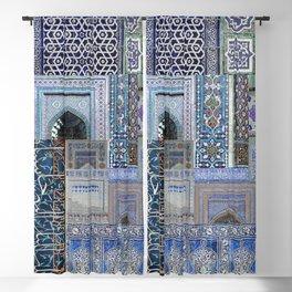 Moorish Mosiac Blackout Curtain