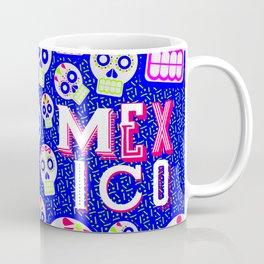 Mexico Sugar Skulls Coffee Mug