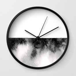 The Upside Down Wall Clock