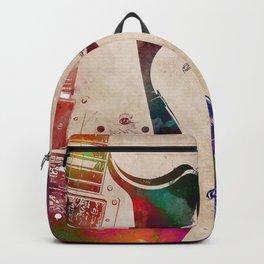Guitar art 4 #guitar #music Backpack