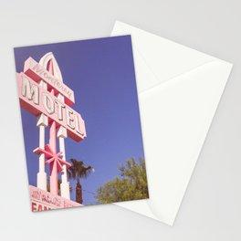 Monterey Motel Stationery Cards