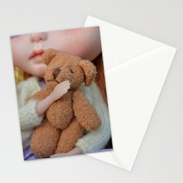 Robin - This is my teddy Stationery Cards
