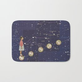 Journey to discovering you Bath Mat