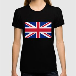 Union Jack Authentic color and scale 3:5 Version  T-shirt