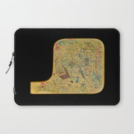 Big box - little box Laptop Sleeve