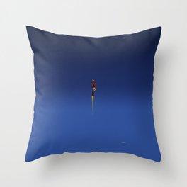 I Am, Iron Man Throw Pillow