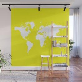 Lemon Elegant World Wall Mural