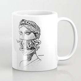 Greek Renaissance Octopus Coffee Mug