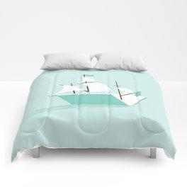 Sea of Knowledge Comforters