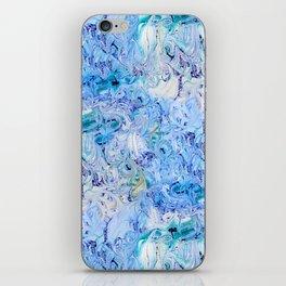 Marble Sky iPhone Skin