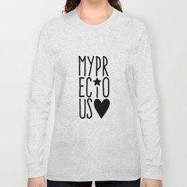 MyPreciousHeart Long Sleeve T-shirt
