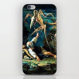 The horror! iPhone Skin