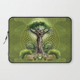 Tree Psyde 2019 - Green Laptop Sleeve