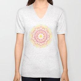Eternal Love Mandala Unisex V-Neck