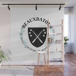 Beauxbatons Academy of Magic Wall Mural