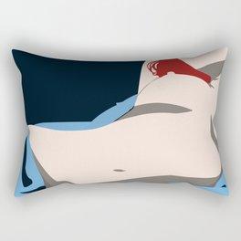 Reclined Rectangular Pillow