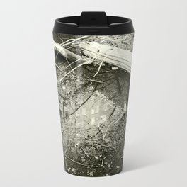 Urban Swamp #2 Metal Travel Mug