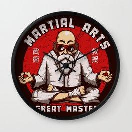 Great Master Wall Clock