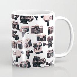 Cameras & Sepia Coffee Mug