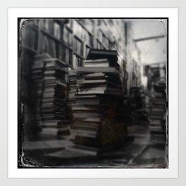 Torre de Babel Art Print