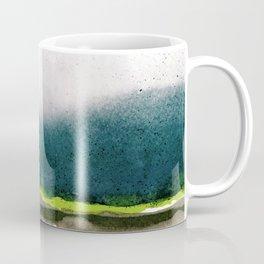 layers of colour 1 Coffee Mug