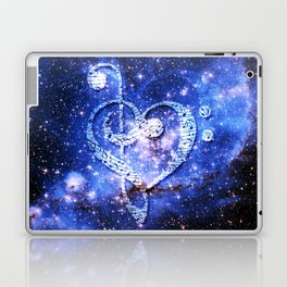 Love for Music Laptop & iPad Skin