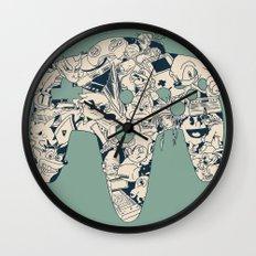 Grown Up Wall Clock