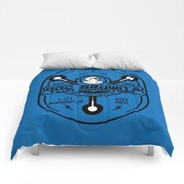 Doc Brown's Flux Capacitors Comforters