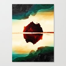 Isolation Island Canvas Print
