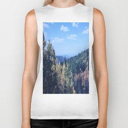 Northern Arizona - San Francisco Peaks - Wild Veda Biker Tank