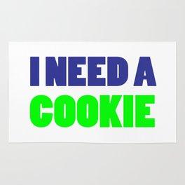 I Need A Cookie Rug