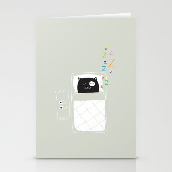 The Happy Dream Stationery Cards