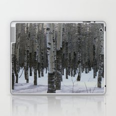 Whispering Aspen Laptop & iPad Skin