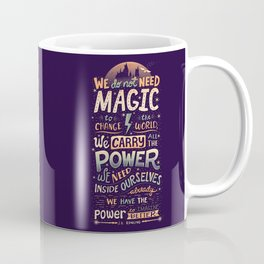 Imagine Better Coffee Mug