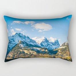 Switzerland Wonder Rectangular Pillow