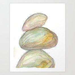 Cairn 4 Art Print