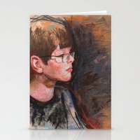 whatever Stationery Cards featuring whatever by Chris Shockley - shock schism