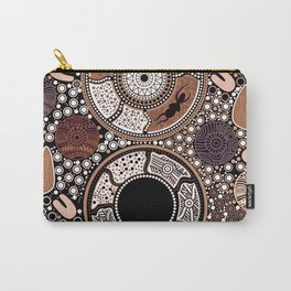 Ochre Country Carry-All Pouch