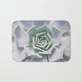 Succulant Photograph, cactus Wall Art Bath Mat