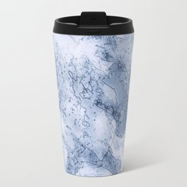 Abstract #৩ Travel Mug