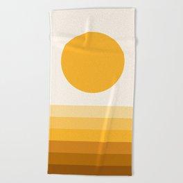 Sunseeker 17A Beach Towel