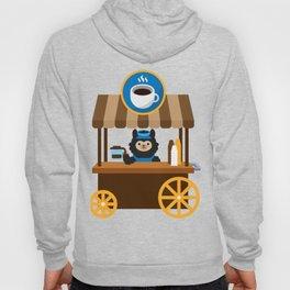 Alpaca Coffee Shop Hoody