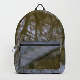 Upside down - Budapest, Hungary Backpack