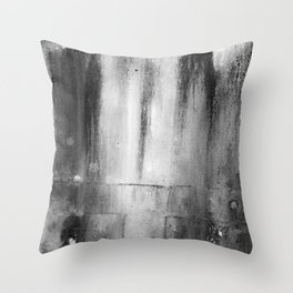 Halloween Rust Throw Pillow