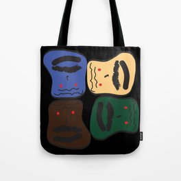 Happy or Angry Tote Bag